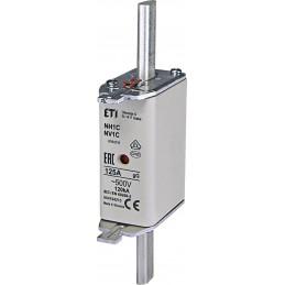 Drošinātājs ETI WT-1C/gG 125A
