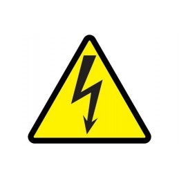 Brīdinājuma zīme 50x50x50