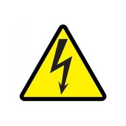 Brīdinājuma zīme 100x100x100