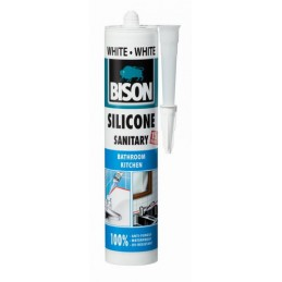 Bison sanitārais silikons...