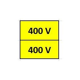 Uzlīme 400V
