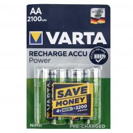 Lādējamā baterija AA VARTA...