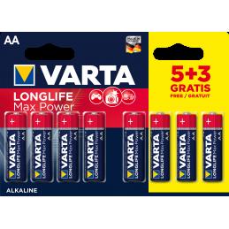 Baterija AA VARTA 5+3