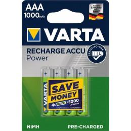 Lādējamā baterija AAA VARTA...