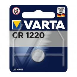 CR 1220 baterija Litija VATRA