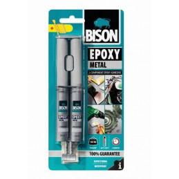 Līme Bison Epoxy Metal 24ml