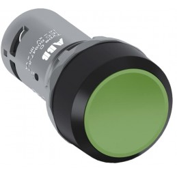 Poga CP2 zaļa ar fiksāciju