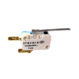Mikroslēdzis 250VAC/16A