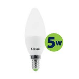 Spuldze LED 5W E14 4000K