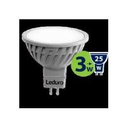 LED Spuldze MR16 3W GU5.3...