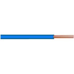 Vads H07V-K-35 zils