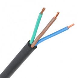 Gumijas kabelis H07RN-F 5x4...