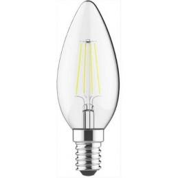 Spuldze LED 5W E14 svece