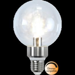 Spuldze LED 5W E27  G95...