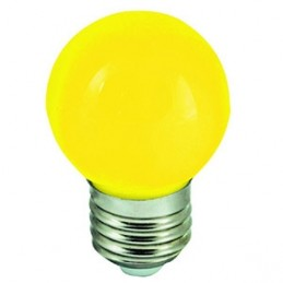 Spuldze LED E27 1W Dzeltena