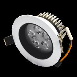 LED gaismeklis 5W  z/a balts