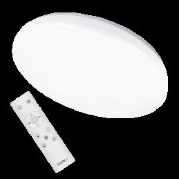 LED gaismeklis 2x36W RGB Sofia