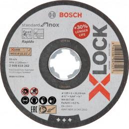 Disks 125x1x22,23 X-LOCK