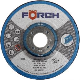 Slīpēšanas disks 125 x 6.0...