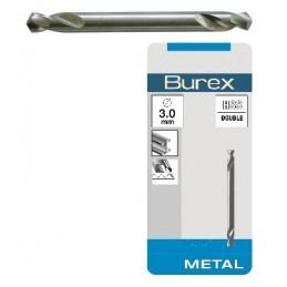 Divpusējs urbis metālam 5.0mm
