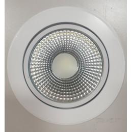 LED 9W Z/A gaismeklis balts...