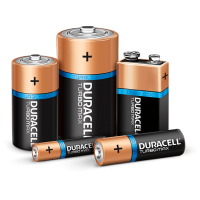 Baterijas